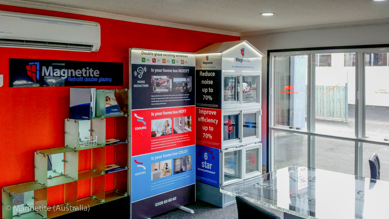 Magnetite Hamilton Showroom